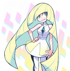 Lusamine by limb92