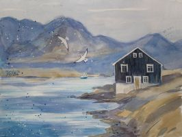 Norway by AnnWeaver