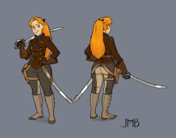 The Tenth Lady Kinleven by jessehbechtold