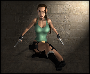The Last Revelation by tombraider4ever