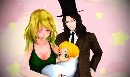 The Tetch Family. by TheOfficialKaeChan