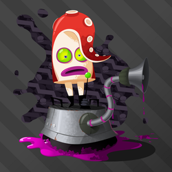 His name was Octo by TheRetroArtist