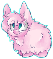 Fluffle Puff by CutePencilCase