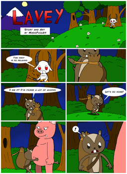 Lavey (ENG) - Page 1 by MagicFool64