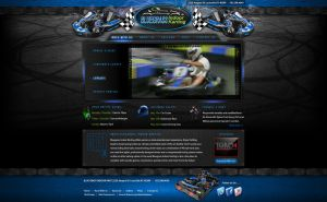 Bluegrass Indoor Karting site by Stephen-Coelho