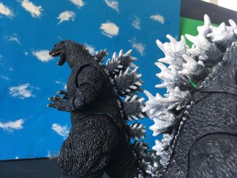 What a difference one year can make 2 by godzilla154