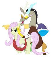 Time to get cruel fluttershy by LazyHydra