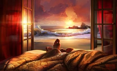 Sweet Morning by RHADS