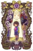 Undertale by XibXib