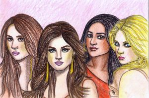 Pretty Little Liars by Mirine13
