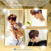 +LEE JONG SUK | Photopack #OO2 by AsianEditions