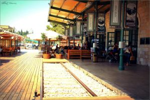 First train station by ShlomitMessica