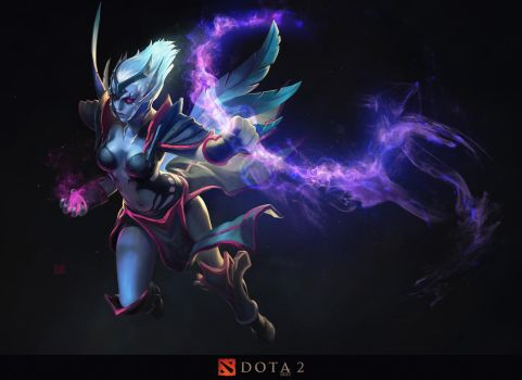 Vengeful Spirit by Elda-QD