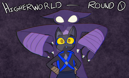 HWOCT- Round 0 COVER by Catmaniac8x