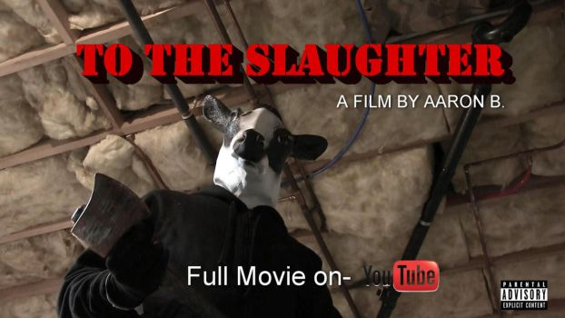 TO THE SLAUGHTER- POSTER by Equus-21