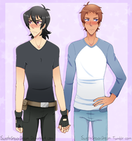 Klance Redo by SweetxSnowxDream