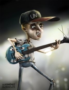 Tom Morello by runknown
