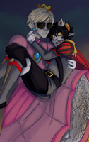 Karkat: Be the Prince...ess...? by Akilees