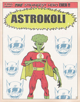 ASTROKOLI IS BACK by paintmarvels
