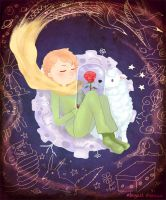 Le Petit Prince by Aeirus