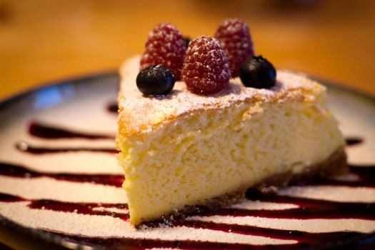 Souffle Style Cheesecake by theshaggyturtle