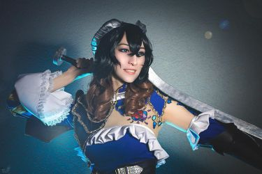 Bloodstained: Ritual of the Night: Castlevania by Stacy-Ji