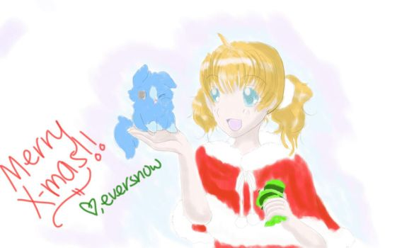 Merry X-mas: 2011 ft. 'Yolie' by EverSnow