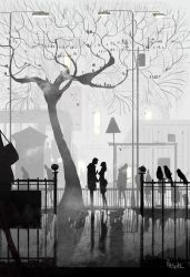 It s sometimes hard to see ... by PascalCampion
