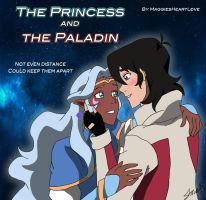The Princess and the Paladin by MaggiesHeartLove