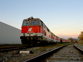 Six Locos in a Row HDR by epicfail23
