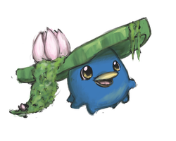 Lily the Lotad