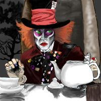 FAVORITE FAIRY TALE CHARACTER by nebuchadnezzar2