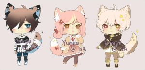 wish keepers- set price 3-: [CLOSED] by Yumesi