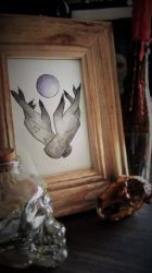 witchy watercolor by stjaimy