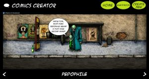 Comics Creator by MaComiX