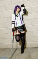 Saeko Busujima Cosplay (Sexiness that can kill) by SapphireEagle