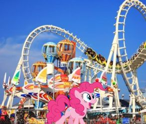 Pinkie pirl! by ActOutGames