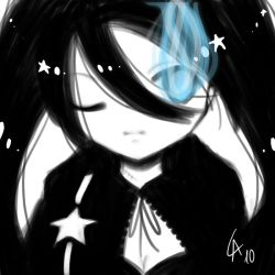 BRS_Blue Rising Star by cold-angle