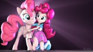 Pinkie and Pinkie) [SFM] by Vincher