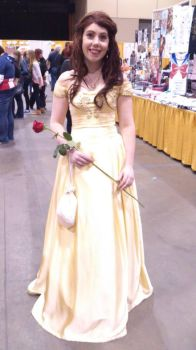 OUAT Belle by Maditron