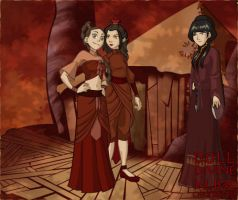 ATLA Couples: Tyzula by GoldenValentine