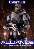 Alliance Character Poster - Garrus by Archangel470
