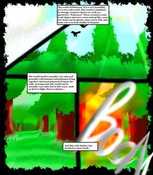 Pokemon Paradox Chapter 1 Page 1 by XetaJTS