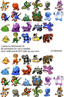 GSC Post Gen 3 Pokemon 1
