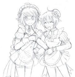 Maid Cafe by AbbyChanFTW