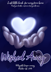 .:Wished Away: October 1st, 2018:. by Pan-tastique