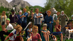 These are a Few of My Favorite Sims by Force-O-Nature