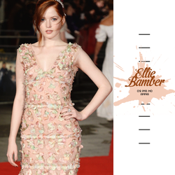 Photopack 23384 - Ellie Bamber by southsidepngs