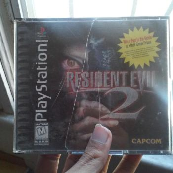 .:Resident Evil 2 (20 Years):. by SheiCarson