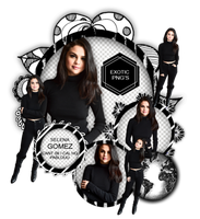 Pack Png 1419 // Selena Gomez. by ExoticPngs